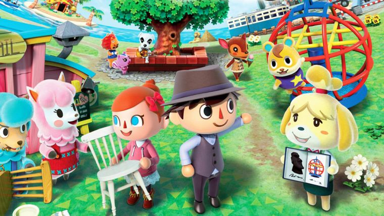 ''Animal Crossing''